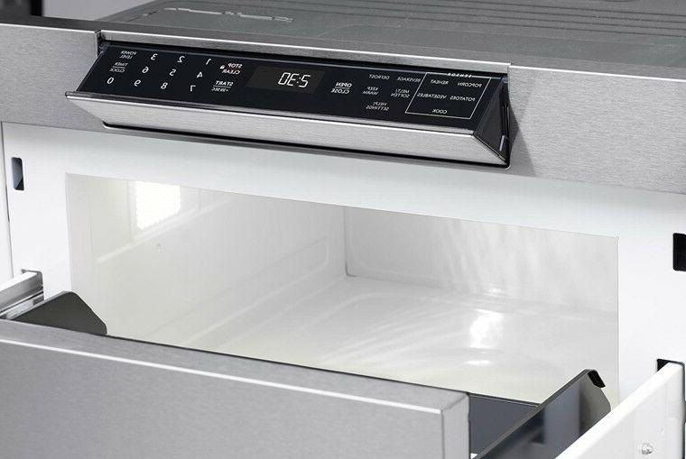 SMD2470AS-SHARP MICROWAVE DRAWER OVEN