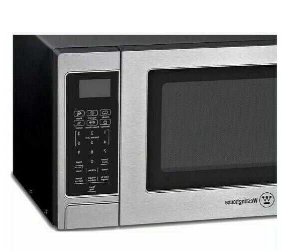Westinghouse Stainless Steel Microwave Ft