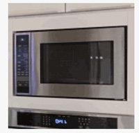 """Dacor 27"""" Stainless Steel Microwave Oven Trim Kit"""