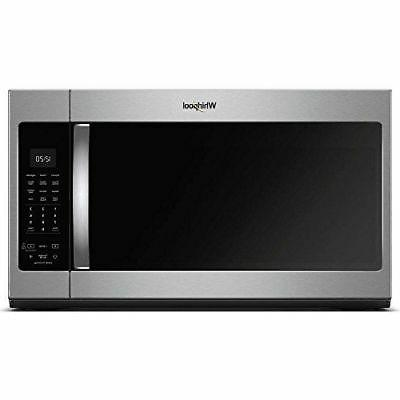 New Microwave oven built-in trim kit. 27in. Stainless steel.