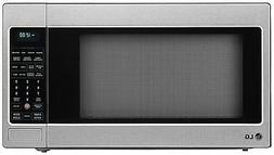 LG LCRT2010ST Microwave Oven - Single - 2 ft Main Oven - 1.2