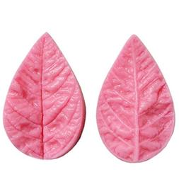 Anyana Leaves Candy Silicone Mold for Sugarcraft, Cake Decor
