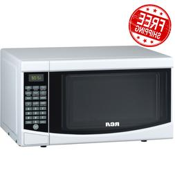 10 Power Level Microwave Oven RV Dorm Mini Small Best Compac