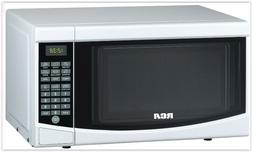 Low Profile Microwave Oven RV Dorm Mini Small Best Compact K