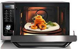 Samsung MC11H6033CT Countertop Convection Microwave with 1.1