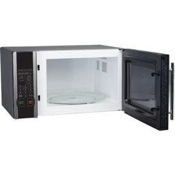MAGIC CHEF MCM1110ST 1.1 Cubic-ft, 1,000-Watt Microwave with