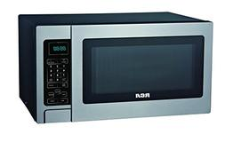 RCA 0.7 Cubic Foot Microwave, Stainless Steel