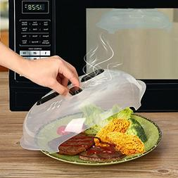8th team Microwave Anti-Sputtering Cover, New Food Splatter