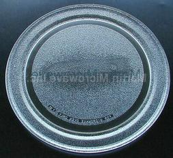 "GE Microwave Glass Turntable Plate / Tray 14 1/8 "" WB49X1013"