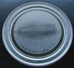 "KitchenAid Microwave Glass Turntable Tray / Plate 14 1/8"" 81"
