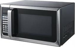 Microwave Oven  0.9 Cu.Ft, Hamilton Beach 900w Stainless Ste