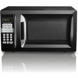 Hamilton Beach 0.7 cu ft Microwave Oven 10 power levels 6 qu
