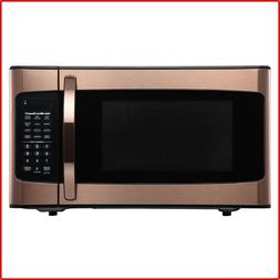 Microwave Oven Copper 1.1 Cu. Ft. 6 Quick Set Menu Buttons K