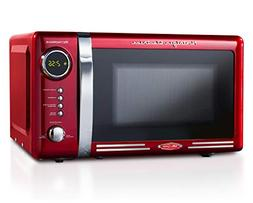 Microwave Oven Countertop Metal Dial Control LED Display Clo