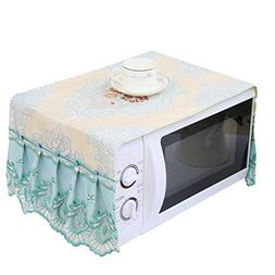 microwave oven dust cover oil