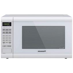 Panasonic Microwave Oven NN-SN651WAZ White Countertop with I