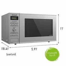 Panasonic Microwave Oven NN-SD372S Stainless Steel Inverter
