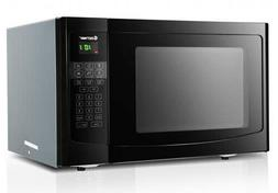 Microwave Oven Programmable 1.1 cu ft 1000W LED Display Home