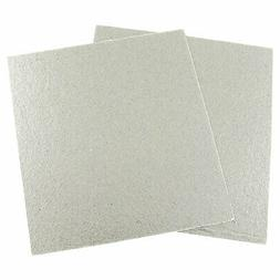 """Microwave Oven Repairing Part Mica Plates Sheets 5.1"""" x 4.7"""""""