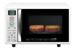 Sharp microwave oven toast function with 15L white RE-S5E-W