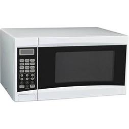 Microwave oven 0.7 CU FT 700W White Mainstays MED2701 Expres