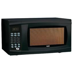 Microwave With Computerized Kitchen Lock, Black 1.1 Cu. Ft.