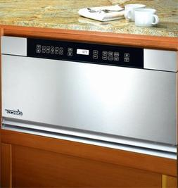 Dacor 30 inch Drawer 1 cu. ft. Stainless Steel Microwave - M