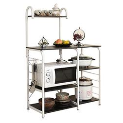 soges Multi-functional Kitchen Baker's Rack Utility Microwav