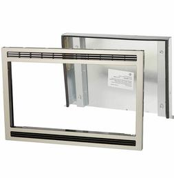 Frigidaire MWTK27KF Stainless Steel 27 Inch Built-In cabinet