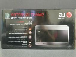 NEW! LG Countertop Microwave Oven Smart Inverter - Stainless