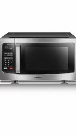 New Countertop Microwave Oven W/ Inverter Toshiba 1.6 cu. ft