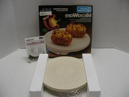 """NEW ANCHOR MICROWAVE 9 1/2"""" TURNTABLE FITS COMPACT & FULL-SI"""