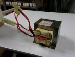 New Maytag Microwave Transformer Part# 56001108