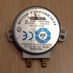 New Microwave Turntable Synchronous Motor TYJ50 - 8A7F CW /