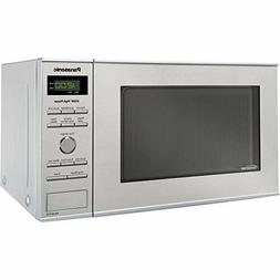 Panasonic NN-SD372S Microwave Oven Countertop Inverter Stain
