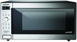 Panasonic NN-SD762S Stainless 1250W 1.6 Cu. Ft. Countertop/B