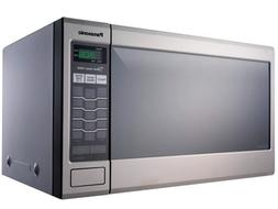 Panasonic NN-SN671S 1.2 cuft 1200-Watt Microwave with Invert