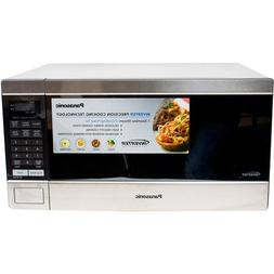 Panasonic NN-SN744S 1.6 cu ft Microwave Oven with Inverter T