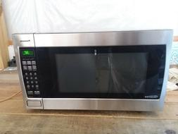 Panasonic NN-SN966SR 2.2 cu ft. Countertop Luxury Microwave