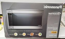 Panasonic NN-T945SF 2.2 Cu.Ft. 1250W Countertop Microwave Ov