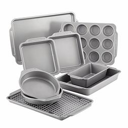 Farberware® 10-pc. Nonstick Bakeware Set with Cooling Ra