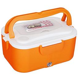 All-in-One Stackable Leakproof Bento Box , 2-Compartment 12V