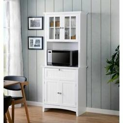 American Furniture Classics Home and Office Buffet and Hutch