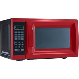 Mainstays 700W Output Microwave Oven 10 Power Levels Child S