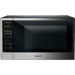 Panasonic 1.3 Cu. Ft. 1100W Stainless Steel Countertop Micro