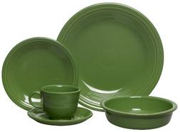 Fiesta 5-Piece Place Setting, Shamrock