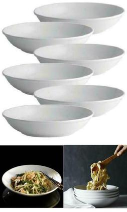Porcelain Pasta Bowls For Home Kitchen Dishwasher Microwave