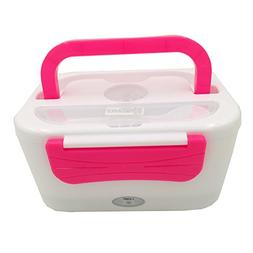 Linlyca Portable Electric Heating Lunch Box Bento Meal Heate