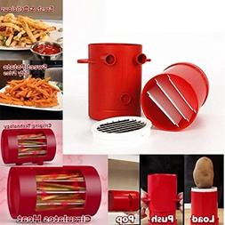 Potatoes French Fries Maker - Potato Slicers Fries Maker Cut