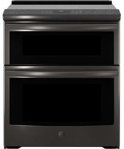 GE Profile PS960BLTS 30 Inch Slide-in Electric Range with Sm